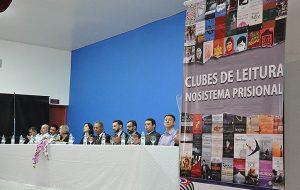 Projeto Clube de Leitura amplia atividades para detentos do interior