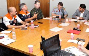 SP finaliza preparativos para período de combate a incêndios florestais