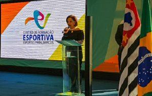 Jovens com deficiência têm novo espaço para prática esportiva em SP