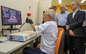 Centro Lucy Montoro Santos terá robô com tecnologia 100% nacional