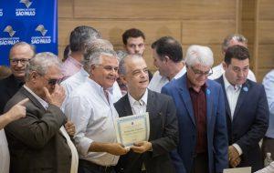 Governo de SP firma convênios com cidades da região de Franca