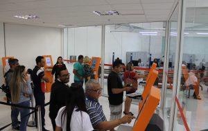 Poupatempo realiza cadastramento biométrico de eleitores