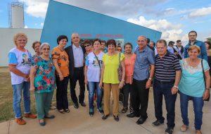 Batatais ganha Creche Escolae recursos do Fehidro