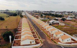 CDHU sorteia 48 moradias no município de Santa Salete