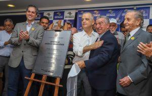 Região de São Carlos recebe Creche Escola e unidade do Detran.SP