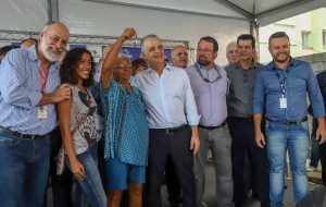 Governo viabiliza 1,6 mil unidades habitacionaisem Santos