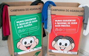 Neste inverno, SP pede doações para a Campanha do Agasalho 2018