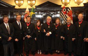 Desembargadoras tomam posse no Tribunal de Justiça do Estado