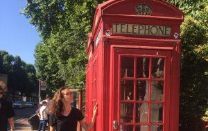 Estudante de Etec é selecionada para curso na Inglaterra