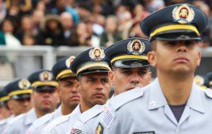 PM paulista anuncia Curso de Formação de Sargentos de 2019