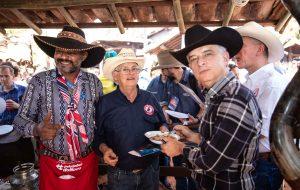 Governador prestigia63ª Festa do Peão em Barretos