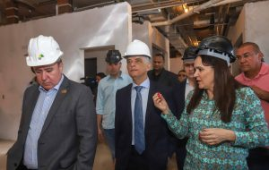 Em Campinas, governador faz visita técnica ao AME