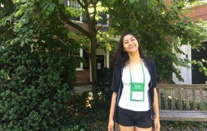 Com bolsa integral, aluna da Etec Jaraguá faz intercâmbio em Yale