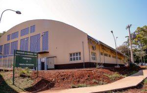 USP: campus de Ribeirão Preto inaugura instalações esportivas