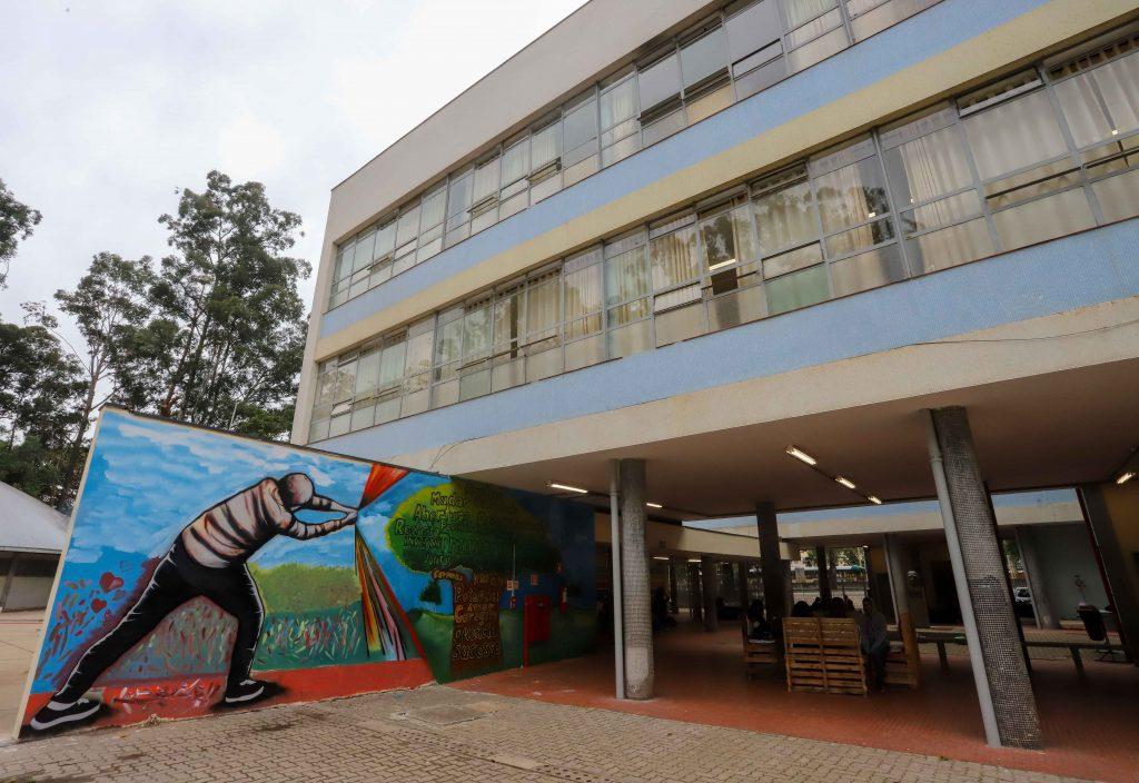 Governador faz visita técnica à Escola Estadual São Paulo e à Etec Santa  Ifigênia | Governo do Estado de São Paulo
