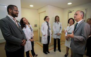 Rede Lucy Montoro recebe visita técnica do governo estadual