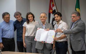 Sabesp efetiva convênio com a prefeitura de Guarulhos