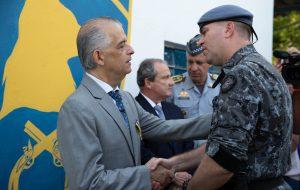 Canil da Polícia Militar de São Paulo celebra 68 anos de atividades
