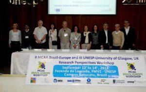 Workshop internacional reúne profissionais no município de Botucatu