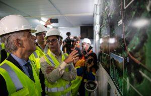 Túnel 1 da Rodovia dos Tamoios recebe vistoria técnica