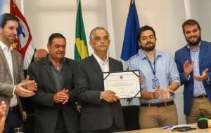 Governo de SP avança com acordo entre Sabesp e cidade de Guarulhos
