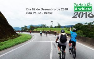Pedal Anchieta 2018: São Paulo a Santos de bike