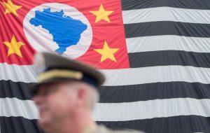 Polícia Militar do Estado de SP conta com reforço de 1.812 soldados