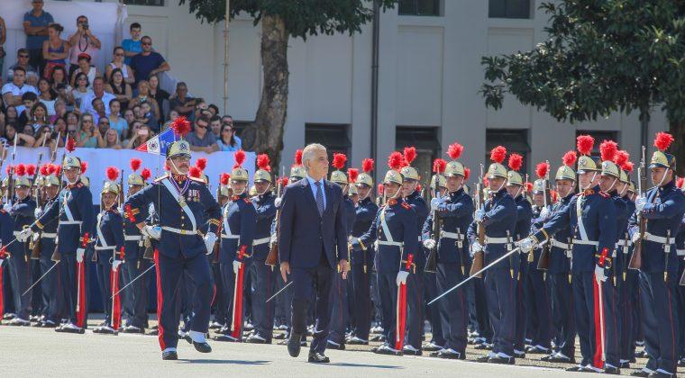 Polícia Militar de São Paulo celebra formatura de 236 aspirantes a oficiais
