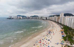Cetesb divulga relatório sobre qualidade das praias de São Paulo