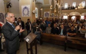 Governador participa das festividades do 458º Aniversário de Guarulhos