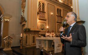 Márcio França participa da celebração do aniversário de Guarulhos