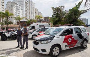 Polícias Civil e Militar de SP realizam trabalhos solidários durante quarentena