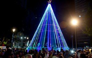 Lançamento do Natal Espetacular acontece em São Vicente