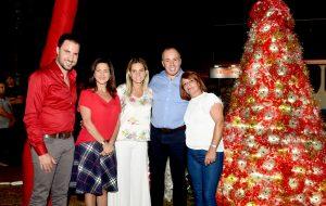 Município de Ribeirão Pires realiza inauguração do Natal Espetacular