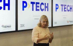 Em encontro na capital, Centro Paula Souza e IBM lançam P-Tech