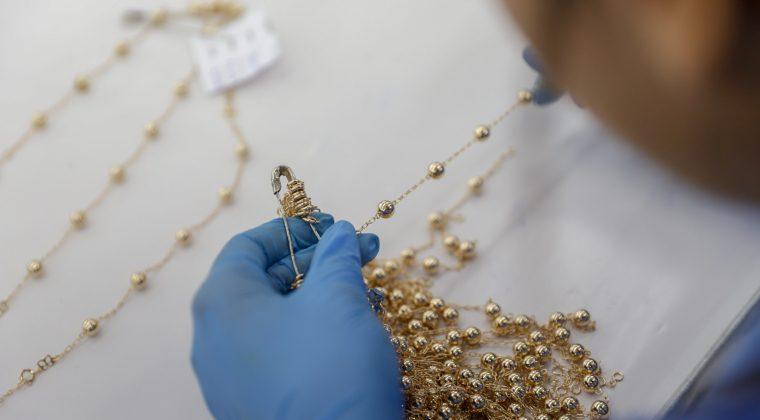 Operação Midas fiscaliza indústrias do setor joalheiro no Estado