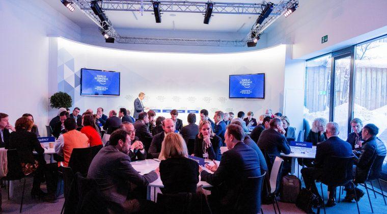 Governador João Doria se reúne com líderes da América Latina em Davos