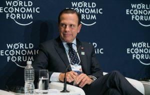 Governo anuncia R$ 17,2 bi em investimentos para SP no Fórum Econômico Mundial