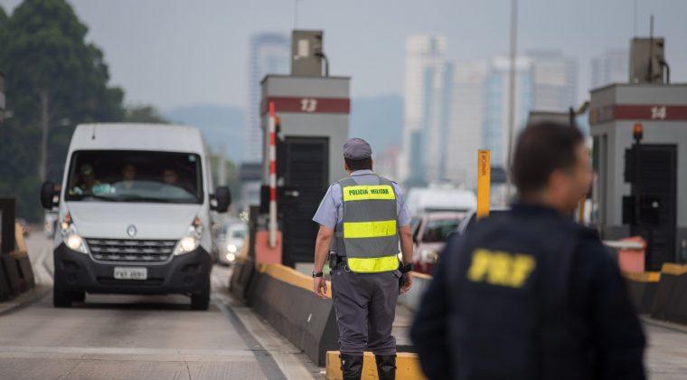 """Operação """"Rodovia mais Segura"""" mobiliza 18.418 policiais militares"""