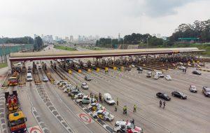 Polícia Militar realiza a 24ª edição da Operação Rodovia Mais Segura