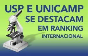 Ranking estrangeiro elege USP como melhor universidade brasileira