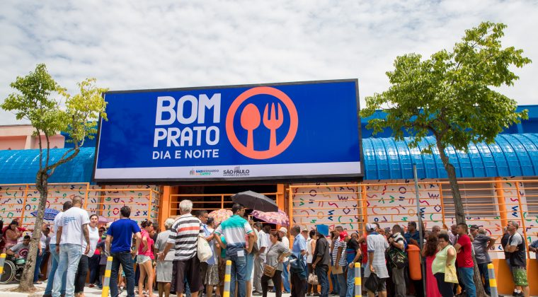 Unidade do Bom Prato Dia e Noite é inaugurada em São Bernardo do Campo