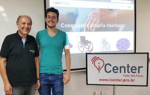 Estudantes criam site para venda e doação de acessórios a cadeirantes