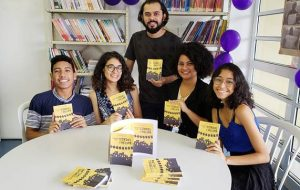 Alunos da Etec Heliópolis lançam livro com textos em formato de cordel