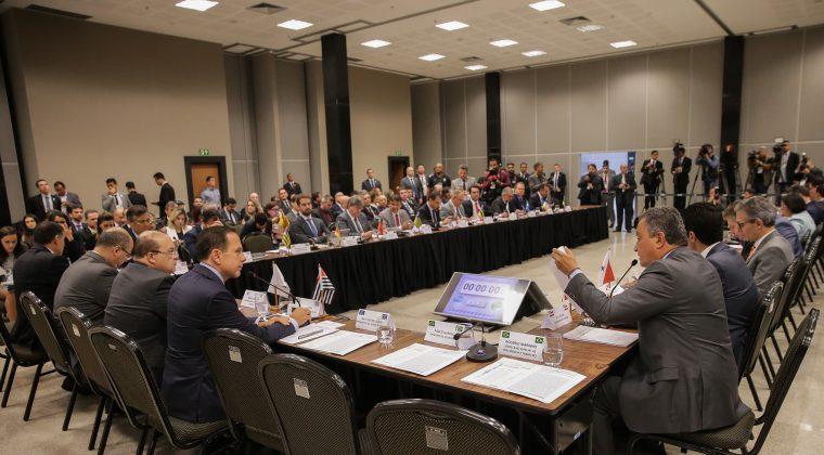 Em Brasília, Governo de São Paulo reafirma apoio à reforma da Previdência