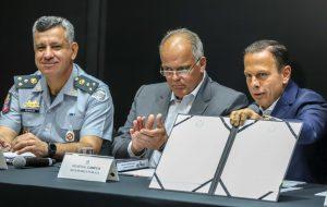 Em coletiva, Governo de SP anuncia ações na Saúde e Segurança Pública