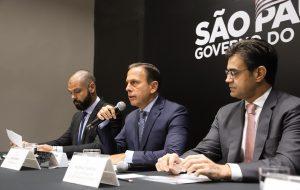 Governo e Prefeitura de SP fazem anúncio sobre a Fórmula 1
