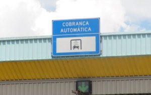 Sinalização do pedágio automático nas rodovias tem readequação