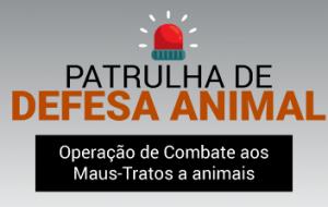 Estado de São Paulo tem Patrulha de Defesa Animal
