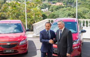 Governo do Estado mantém GM em SP e empresa anuncia investimentos